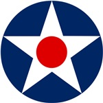 US Army Air Corps Roundel (1926)