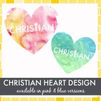 Christian Heart Design