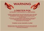 Lobster Pox Warning
