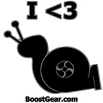 I <3 Turbo Snail