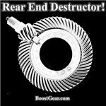 Rear End Destructor