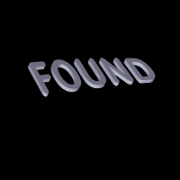 'Found' Lost Shirt