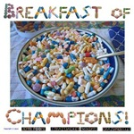 Breakfast of Champions! Light Shirts