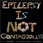 Epilepsy Is NOT Contagious