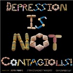 Depression Is NOT Contagious