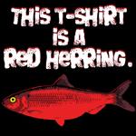 'Red Herring' Mystery Fish