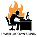 Write My Own Stunts