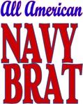 All American Navy Brat
