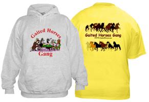 Gaited Horses Gang, GHG