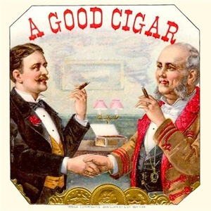 Vintage Cigar Labels