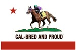 Cal-Bred and Proud