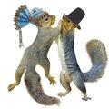 Dancing Squirrels