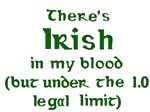 There's Irish in my... 1.0