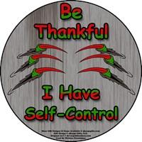 Self Control Dragon
