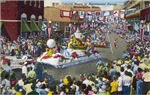 1949 Minneapolis Aquatennial Parade