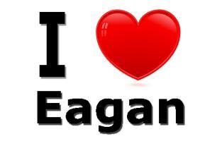 I Love Eagan Minnesota