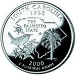 South Carolina Quarter