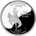 Wyoming Quarter