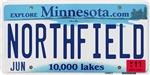 Northfield License Plate Shop