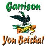 Garrison You Betcha Shop
