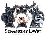 Schnauzer Lover
