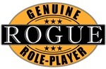 Genuine Role-Player Rogue T-shirts & Gifts