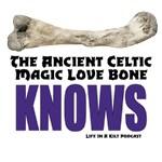 Ancient Celtic Magic Love Bone