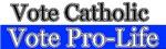 Catholic Pro-Life Voter