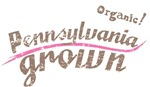 Organic! Pennsylvania Grown!