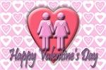 Two Ladies Valentine's