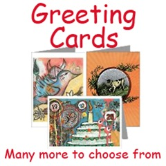 Pegeen's Fine Art Greeting Cards