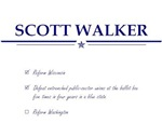 Scott Walker to-do list