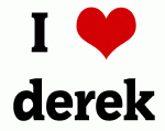 I Love derek