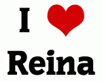 I Love Reina