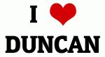 I Love DUNCAN