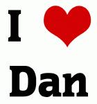 I Love Dan