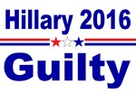 Hillary Guilty