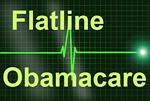 Flatline Obamacare