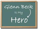 Glenn Beck Chalkboard