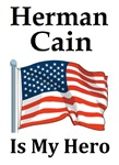 Herman Cain is my Hero