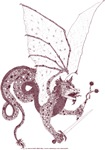Sepia Battle Dragon