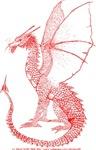 Red Watcher Dragon