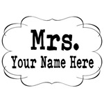 Wedding Mrs.