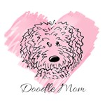 KiniArt Doodle Mom Heart
