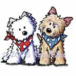 Cairn & Westie Terriers
