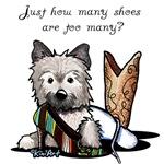 Cairn Shoe Lover