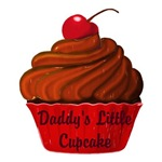 Daddy's Little Cupcake Chocolate