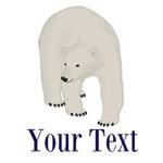 Personalizable Polar Bear