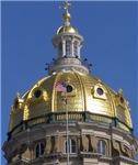 Iowa State Capitol Dome