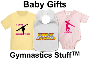 Gymnastics Apparel: Infant & Baby Gifts